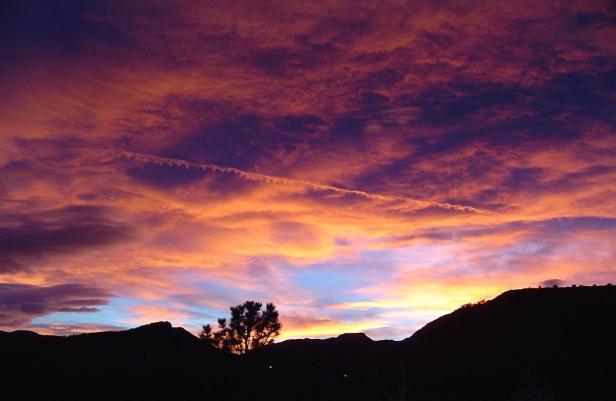 Tuesday sky 001